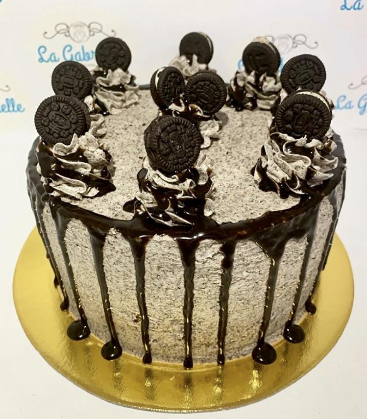 Cake de oreo
