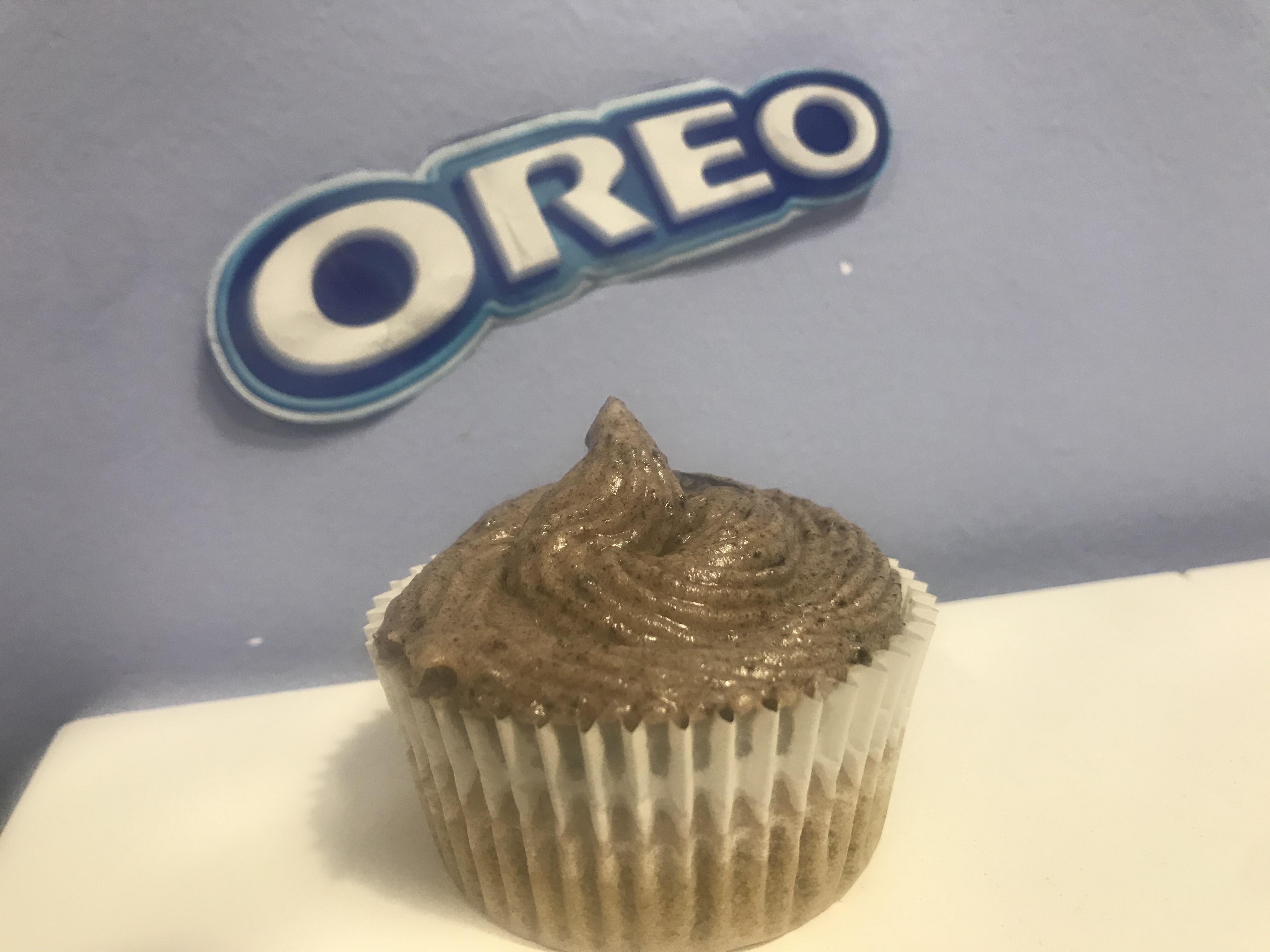 cUP CAKE ESPONJOSO DE OREO