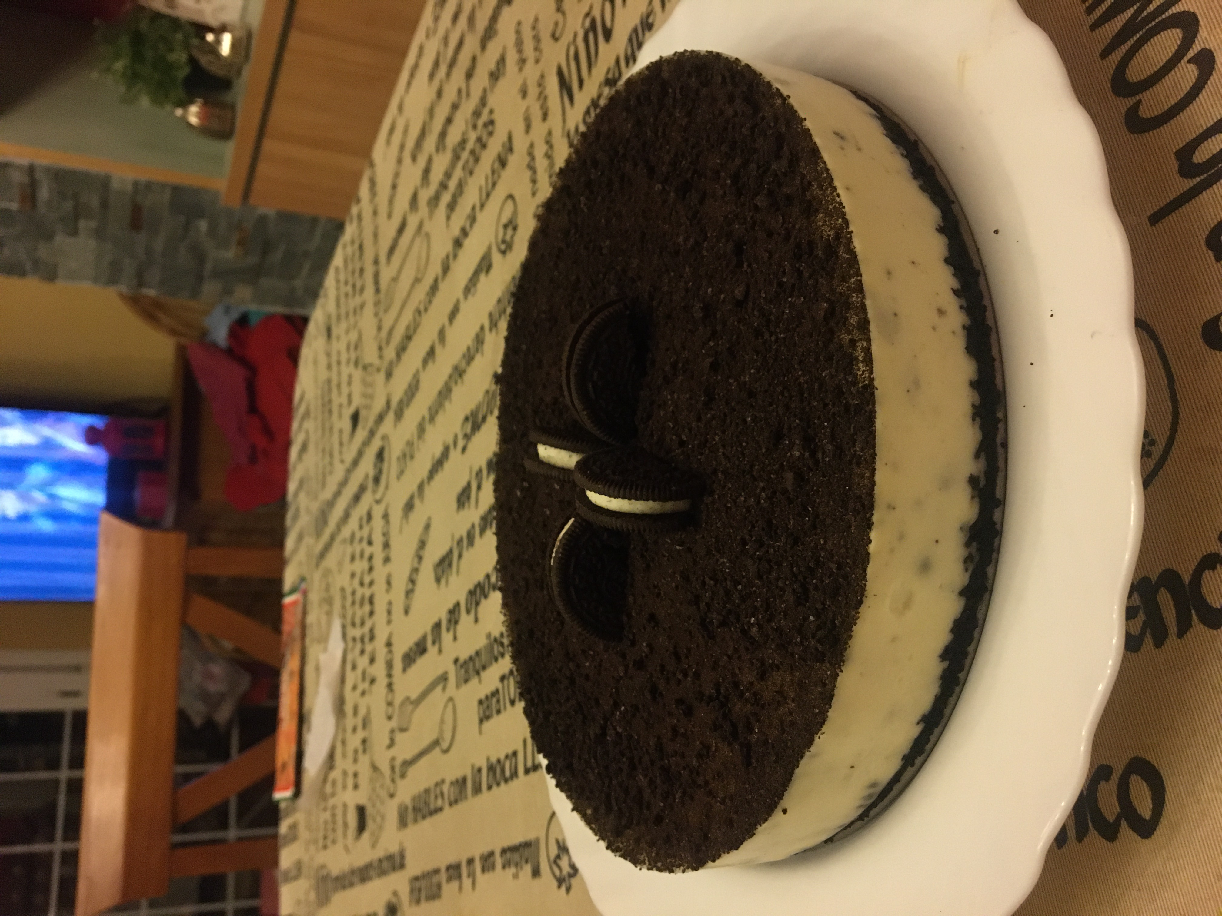 Cheesecake Oreo Classique