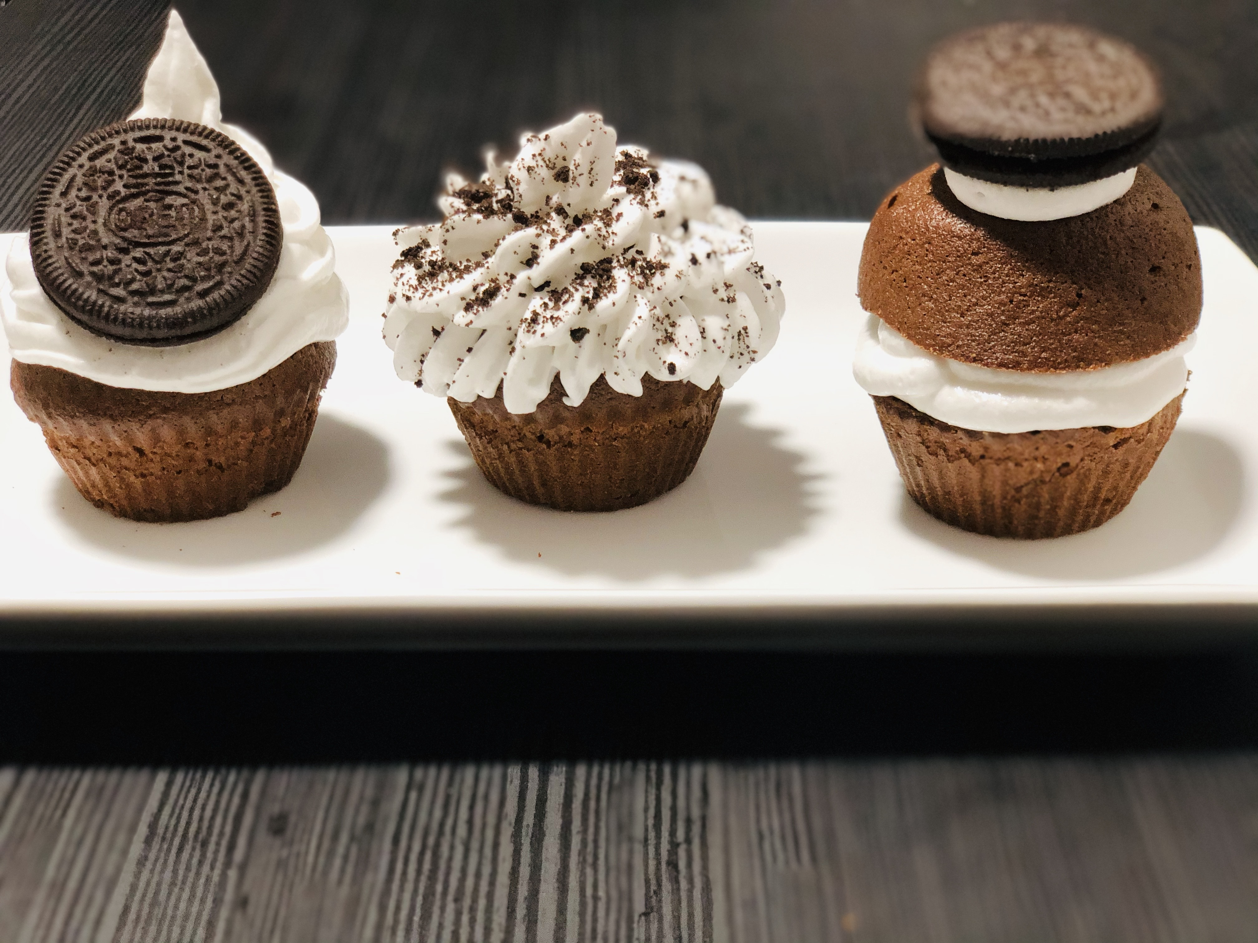 muffins Oreo