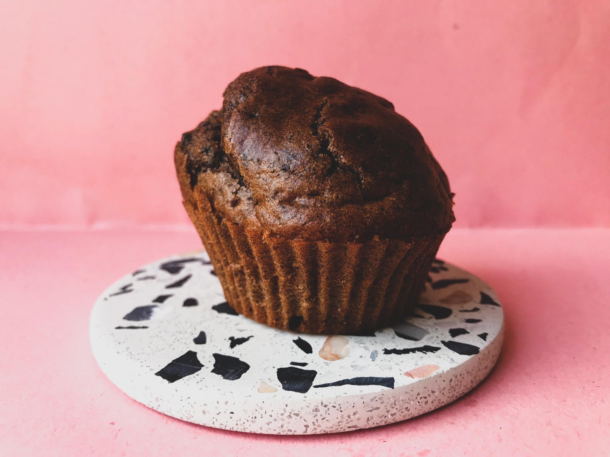 Presentación de la receta de Oreo muffin